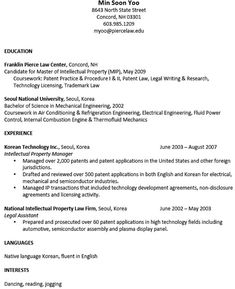 Resume Summary Examples  HttpGetresumetemplateInfo
