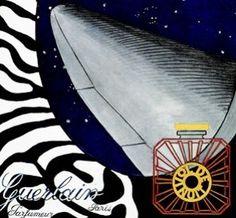 Image result for vol de nuit guerlain vintage ad