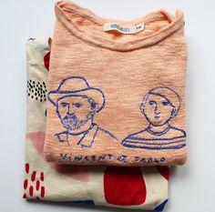Vincent et Pablo | Bobo Choses ss16