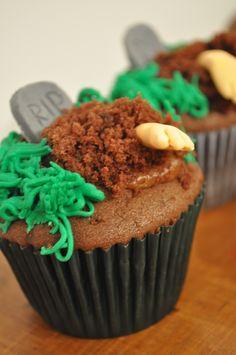 Cupcake #Zombie