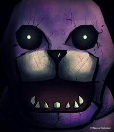 Five Nights at Freddy's: Bonnie the Bunny by NexusDrakeson.deviantart.com on @deviantART