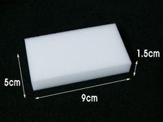 Magic Melamine Sponge Cleaning Eraser Cleaner 30pcs | eBay