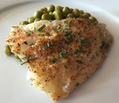Wild Caught Baked Cod - Easier than a drive-thru.  Super easy and fast.
