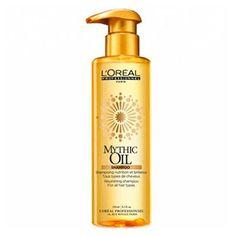 L'Oréal Professionnel Mythic Oil - Shampoo Nutritivo 250ml  Shampoo nutritivo para todos os tipos de cabelo. Limpeza refrescante diária, enr...