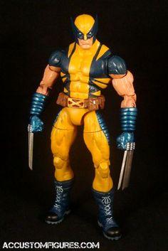 Wolverine and the X-Men (Marvel Legends) Custom Action Figure