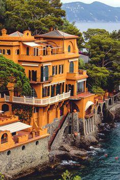 Portofino, Italy photo via scott Amalfi, Positano, Places To Travel, Places To See, Travel Destinations, Cinque Terre, Wonderful Places, Beautiful Places, Amazing Places