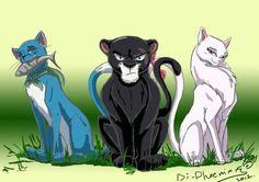 They still look like cats