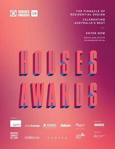Houses Awards April 2018 - Shortlisted for New House Over ² 200m, Design Awards, New Homes, Houses, Homes, House, Computer Case, Home
