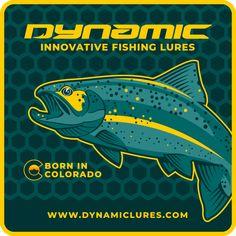 hi-five design, trout design, trout drawing, fishing illustration, fish logo, trout logo, rainbow trout, fish sticker, modern logo design, fishing lure logo, fishing lure design