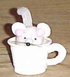 Mouse in a Cup Craft: Mouse in a Cup Craft