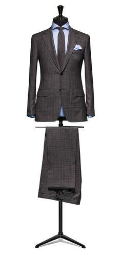 Modern Bespoke Tailoring – Modern Men's Tailoring in London using Body Scanning Gentleman Mode, Gentleman Style, Bespoke Suit, Bespoke Tailoring, Dress Suits, Men Dress, Suit Fashion, Mens Fashion, Suit Combinations
