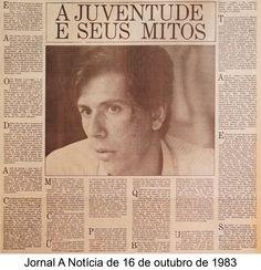 Jornal A Notícia - 16/10/1983
