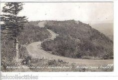 RPPC-Brockway Mountain Drive-Keweenaw County-Michigan Copper Country Upper Peninsula, Vintage Postcards, Michigan, Mountain, Country Roads, Copper, Outdoor, Vintage Travel Postcards, Outdoors