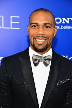 "Omari Hardwick at the Premiere Of Tri-Star Pictures' ""Sparkle"" 2014"