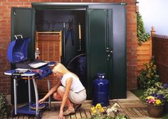 6 x 3 Police Approved Shed #garden #security #theft #burglary #safety #home #gardening