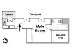 location meublée bastille