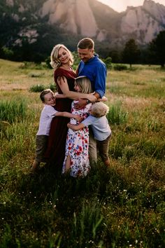 Boulder family photography.