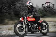 RAT BIKE'S BMW R65LS