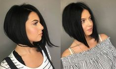 Choppy and Wavy Lob - 60 Inspiring Long Bob Hairstyles and Long Bob Haircuts for 2019 - The Trending Hairstyle Graduated Bob Haircuts, Stacked Bob Hairstyles, Medium Bob Hairstyles, Short Bob Haircuts, Hairstyles Haircuts, Corte Bob, Corte Y Color, Lob Haircut, Souffle