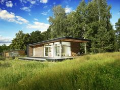 Prefab Nestle Complements Nature at Affordable Price