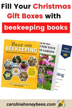 Helpful beekeeping books that you can use to increase your knowledge in all aspects of keeping bees.
