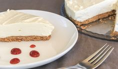 <em>This tangy, mousse-like dessert is perfect for hot days when turning on the oven is not an option.</em>