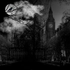 HALLOWEEN ❤ liked on Polyvore featuring backgrounds, halloween, pictures, art and other