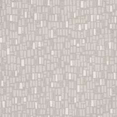 Eco Retro (1068) - Eco Wallpaper Wallpapers - Different shaped rectangles in a fun stylish design. shown here in grey. Other colour ways available. Please ask for sample for true colour match. Paste-the-wall product.