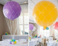 Balloon Nets for Giant 36 Balloons Wedding por ShopCelebrationLane