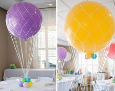 Hot Air Balloon Nets