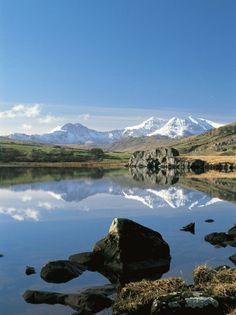 Wales Travel Inspiration - Snowdonia, Wales, UK