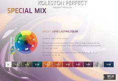 Wella Professionals Koleston Perfect Presents The Color - Special Miix.