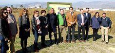 MOTRIL. La Comisión Mixta de Gestión de la Charca de Suárez, compuesta por la consejería de Medio Ambiente de la Junta, el Ayuntamiento de Motril y la Asociación