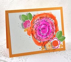 May Your Birthday Bring Happiness Card by Dawn McVey for Papertrey Ink (March Best Birthday Wishes, Birthday Greetings, It's Your Birthday, Birthday Cards, Paper Art Projects, Thing 1, Birthday Supplies, Scripture Cards, Watercolor Cards
