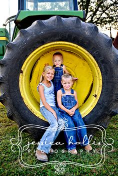 Jessica Hollis Photography: The Payne kids on the Farm! {Sesser, IL Children's Photographer}