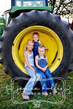 Jessica Hollis Photography: The Payne kids on the Farm! {Sesser, IL Children's Photographer}