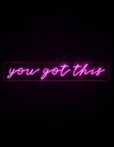 Neon Wallpaper, Iphone Background Wallpaper, Aesthetic Pastel Wallpaper, Aesthetic Wallpapers, Wallpaper Quotes, Cyberpunk 2077, Pink Neon Sign, Neon Quotes, Neon Words