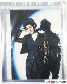 K2POP - SM TOWN POPUP STORE TVXQ ( DONG BANG SHIN KI ) TENSE OFFICIAL GOODS : LIMITED PHOTO (CHANG MIN) TYPE A