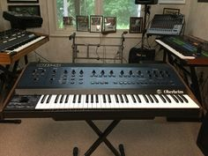MATRIXSYNTH: Oberheim OB 8 with Midi & Aftertouch