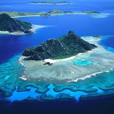 Isole Mamanuca, Figi