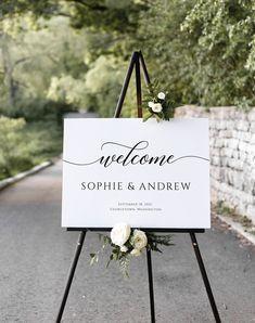 Entrance Sign, Wedding Entrance, Wedding Signage, Wedding Programs, Wedding Seating, Wedding Reception, Wedding Ideas, Wedding Decor, Wedding Welcome Signs