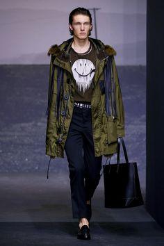 Coach | Menswear - Spring 2017 | Look 27
