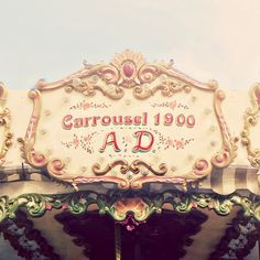Many carousel connoisseurs consider the golden age of the carousel to be early 20th century America.