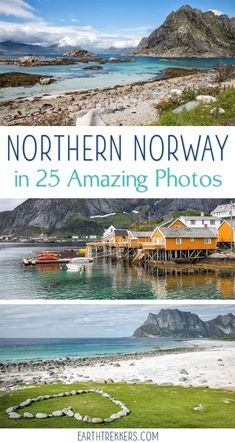 Northern Norway in photos: Sommaroy, Senja, Segla, Vesteralen Islands, Matind, Lofoten Islands, Reinebringen, Reine and more. #lofoten #norway #senja #lofotenislands