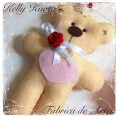 Ursinho romântico