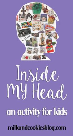Inside My Head: an activity for kids