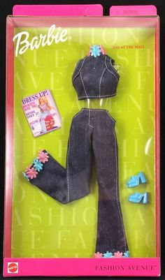 Barbie Fashion Avenue Day at The Mall