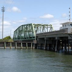 Surf City, NC swing bridge