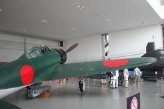 CV-16 — Mitsubishi A6M7 Type 0 Model 62. (My own photos -...