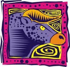 TAURO El símbolo de Tauro (la cabeza del animal con sus cuernos) fue utilizado a veces para representar el ejercicio del poder en un reino o un imperio. En efecto, los cuernos, cuya forma recuerda una media luna horizontalmente colocada, representan también la corona de un rey o de un emperador. A...